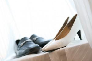 婦人紳士靴